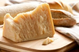 Headspace Analysis on Parmesan Cheese