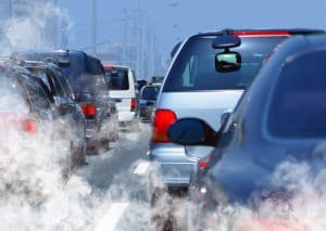 IC analysis measures toxins in traffic air pollution