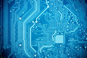 IC Analysis of a printed circuit board