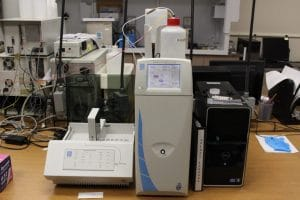 Ion Chromatography Testing at Innovatech Labs
