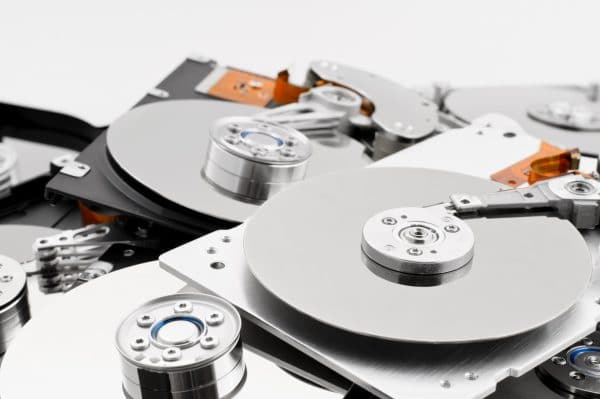 Cleanliness Testing - Hard Drives