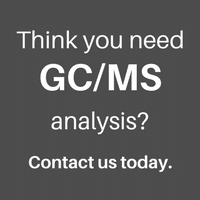 Contact Us for GC/MS Testing Services