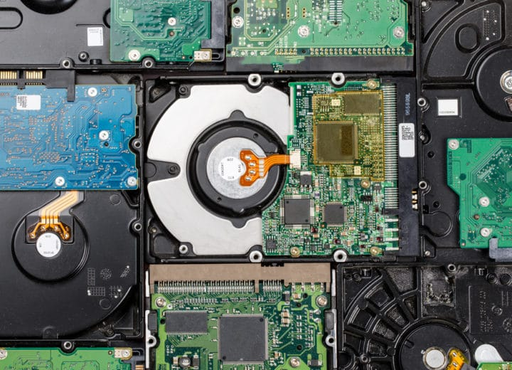 Hard Disk Drive Post-Cleanliness Testing