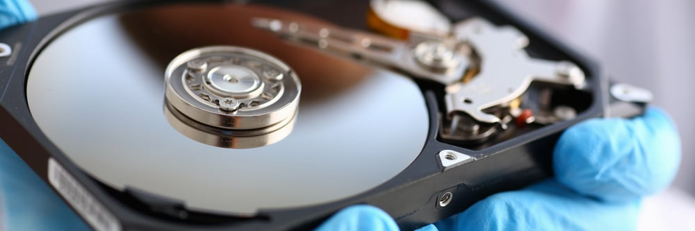 Analyzing Hard Drive Contamination